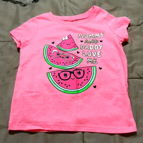 The children's place watermelon tshirt